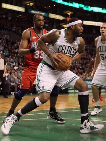 Chris Wilcox (above) has monthly checkups, and the latest one prevented him from playing Friday night against Portland.