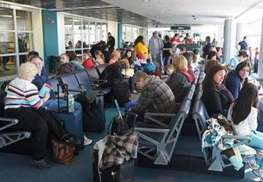 Worcester Regional Airport, lacking direct access to an interstate highway and facing competition from four larger airports, has had difficulty maintaining commercial service, though Massport says it will continue to seek airlines to operate there.