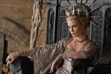 "Charlize Theron is the Queen in the epic action-adventure ""Snow White and the Huntsman."""