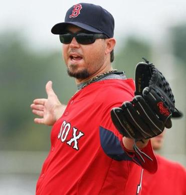 Josh Beckett is looking to bounce back from an ugly final month of the 2011 season.