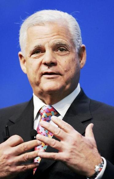 Joseph Tucci is the chief executive of EMC Corp.