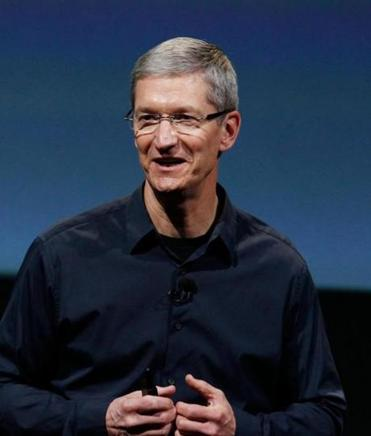 Timothy Cook of Apple appears to be top earner of 2011.