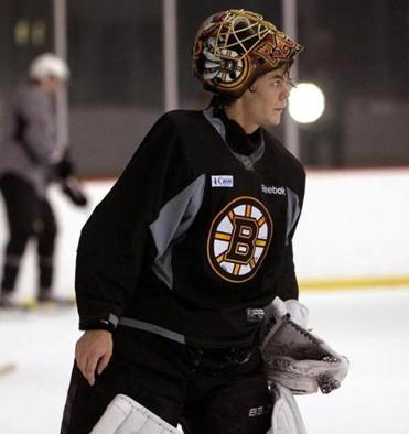 The Bruins registered the contract of Tuukka Rask on the first day of free agency.