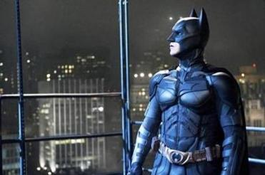"Christian Bale returns as Bruce Wayne/Batman in ""The Dark Knight Rises."""