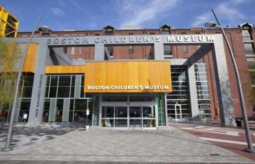 The Boston Children's Museum
