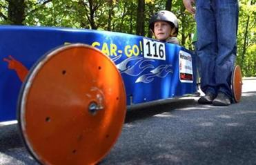 Soap Box Derby enthusiasts are trying to drum up interest in a sport that has its roots in the 1930s.