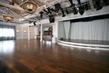 The Nantucket's grand ballroom.