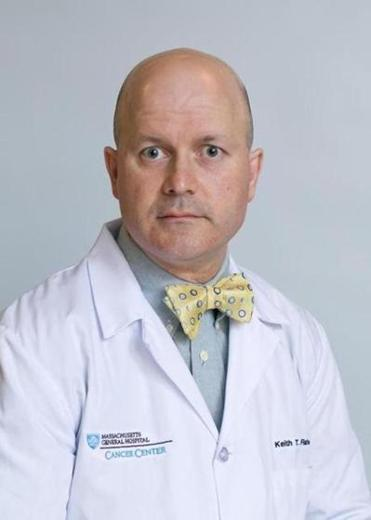 Dr. Keith T. Flaherty leads a new study on melanoma.