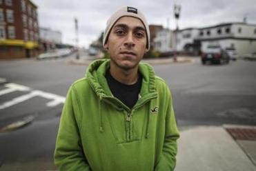 """I like [casinos], but to be around them, maybe not so much,"" said Andres Cano, 22, of Revere."