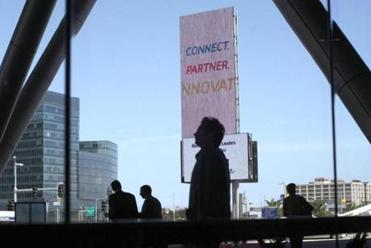 More than 15,000 life sciences professionals converged on the Boston Convention & Exhibition Center Monday.