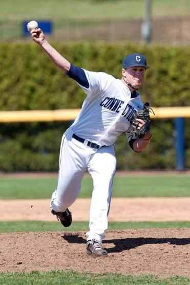 Tewksbury High School graduate Scott Oberg is now playing for the Grand Junction Rockies in Colorado.