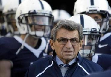 An internal report sanctioned by Penn State said late football coach Joe Paterno was partly to blame as the school failed to protect victims before Jerry Sandusky was convicted of sexual abuse.