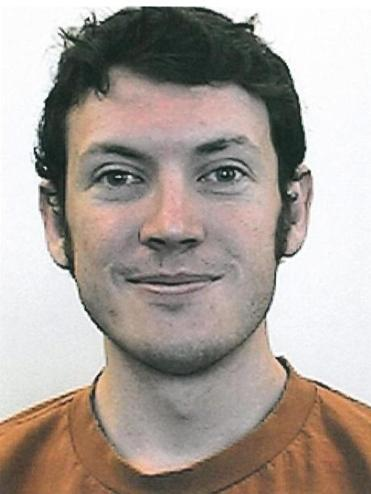 James Holmes, 24, in an undated handout picture released by The University of Colorado.