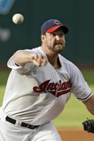 Derek Lowe was cut by the Indians after going 8-10 with a 5.52 ERA this year.