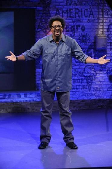 W. Kamau Bell's new comedy show on FX deals with race, politics, the media, and any other hot topics that make him angry.