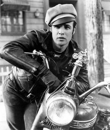 "Some bills in the Legislature would let Marlon Brando's character in his 1954 film ""The Wild One"" remain helmet-free when cruising into the Bay State from New Hampshire."