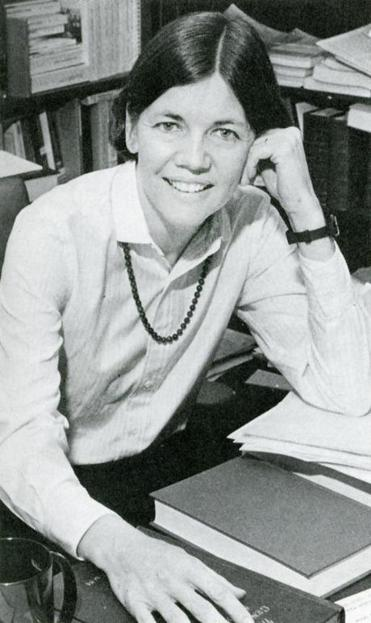 Elizabeth Warren in 1987 at the University of Texas School of Law. It was there that she began the work on consumer protection and bankruptcy issues that would later come to define her academic and political careers.