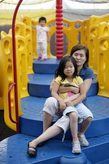 Leilana Mei Chen, 5, still does not know where she will attend kindergarten.