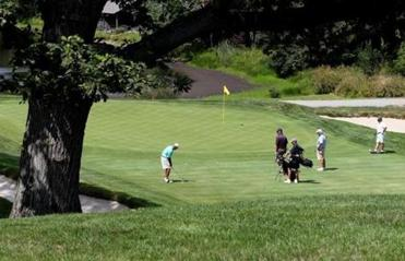 The Country Club, the historic course in Brookline, is receiving a facelift to make it more challenging in order to host next year's US Amateur.