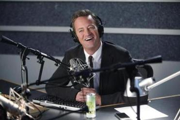 "Matthew Perry portraying Ryan King in ""Go On."""