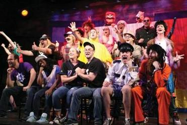 "A Pittsfield theater troupe collects kids' stories and turns them into a sketch comedy musical in ""Story Pirates."""