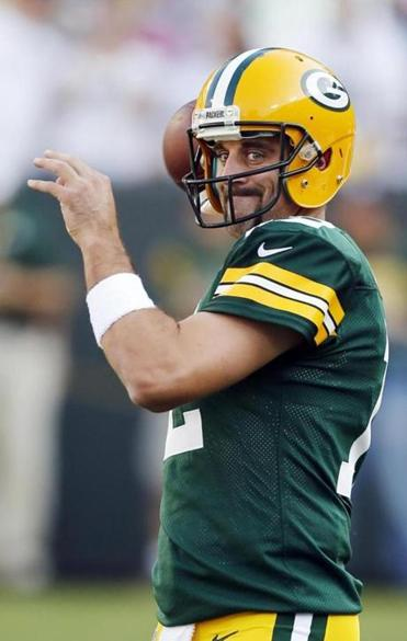 Aaron Rodgers is a sought-after commodity in fantasy football.