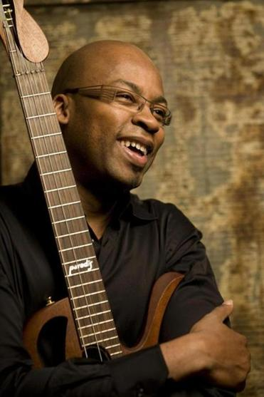 Jazz guitarist Lionel Loueke is at the Regattabar on Oct. 12.