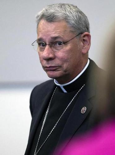 Bishop Robert Finn was sentenced to two years of probation following a bench trial in a county court.