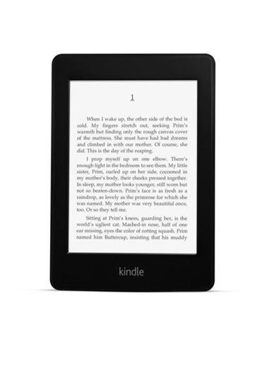 Amazon's latest Kindles use E Ink's power-sipping screens.