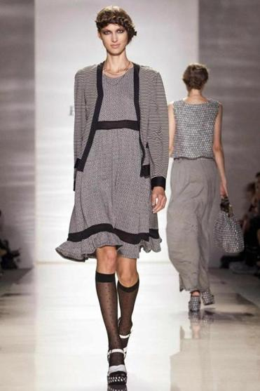 Jackie Fraser-Swan's Emerson Spring/Summer 2013 collection.