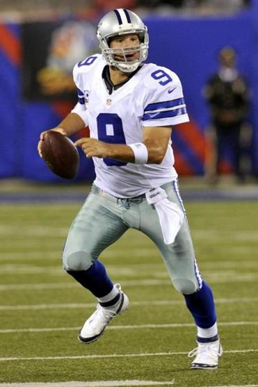 Tony Romo and the Cowboys will visit the Chiefs after playing the Giants in Week 1.