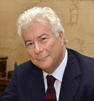 Ken Follett said his library includes several different bibles.