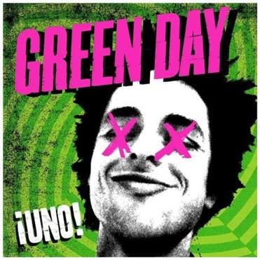 "Green Day, ""Uno!"""