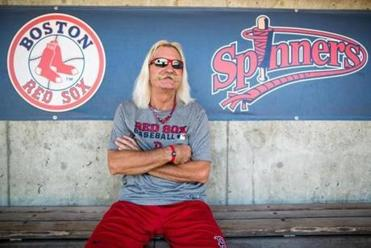Del Christman arrives to work for the Spinners every day at 5:30 a.m., and he has become as much a part of Lowell as its minor league baseball team.