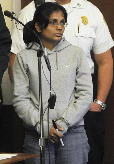 Annie Dookhan, 34, was charged with obstruction of justice and falsifying her academic record in the crime lab case.