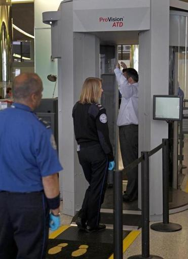 The TSA says new machines won't store images.