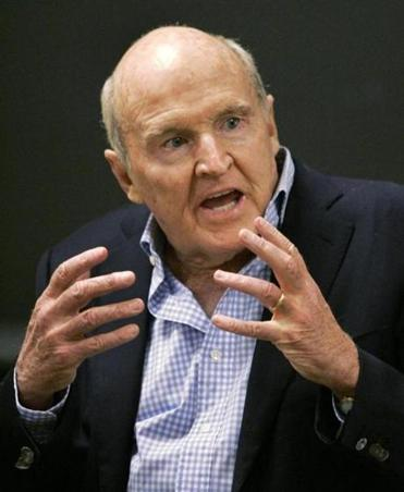 Former General Electric CEO Jack Welch
