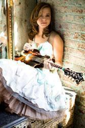 **warning: low-res for less than 1 col** For 14noarts - Sierra Hull and Highway 111 presents a bluegrass concert as part of the Belleville Roots Music Series at the Belleville Church in Newburyport Oct. 18. (Handout)