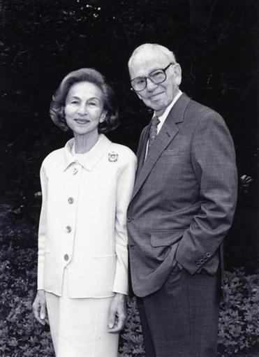 Ruth and Carl Shapiro made their first donation in 1950, when they gave $10 to Brandeis University. In 2000, the Shapiros gave $22 million for a campus center at Brandeis.