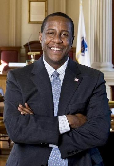 Setti Warren is seeking his second term