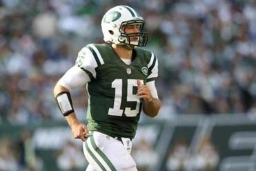 Could Tim Tebow see action at running back for the Jets this week?