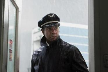 "Denzel Washington as Whip Whitaker in the 2012 film ""Flight,"" directed by Robert Zemeckis."