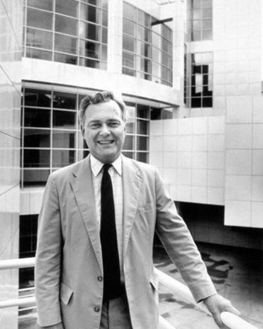 Mr. Vigtel led the museum's move to an architectural statement of a building designed by Richard Meier.