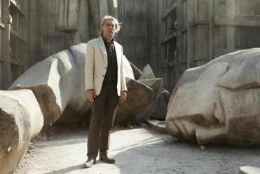 Javier Bardem plays Raoul Silva, a former agent who's mad about the way he was treated by M.