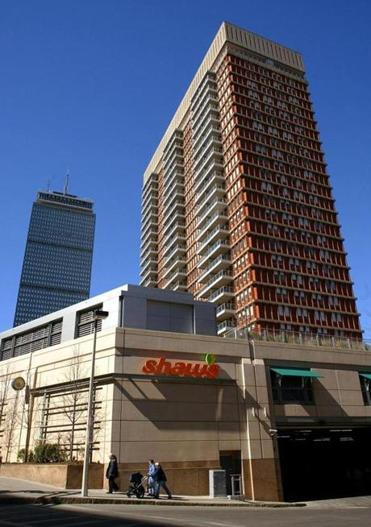 AvalonBay's numerous Massachusetts properties include apartments at the Prudential Center.