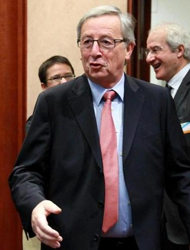 Prime Minister Jean Claude Juncker of Luxembourg heads the sessions.