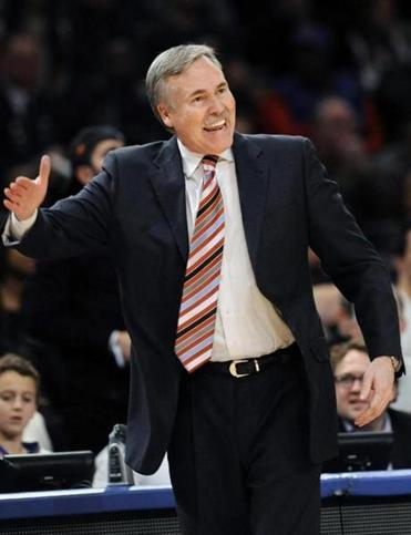 Mike D'Antoni will join the Lakers as quickly as his recovery from knee replacement surgery allows him to.