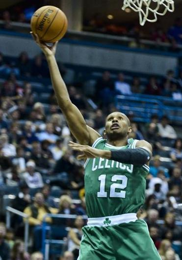 Reserve point guard Leandro Barbosa is averaging 11 minutes as Rajon Rondo's backup.