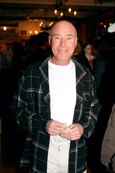 """I really don't reflect on my career, or I don't like to talk about myself,"" says Geffen."
