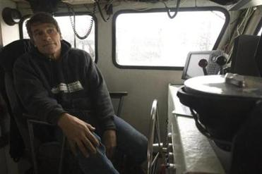 Captain Jean Frottier's body has not been recovered since his boat capsized Sunday.